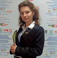 ЮДКОВА Ксенія Володимирівна